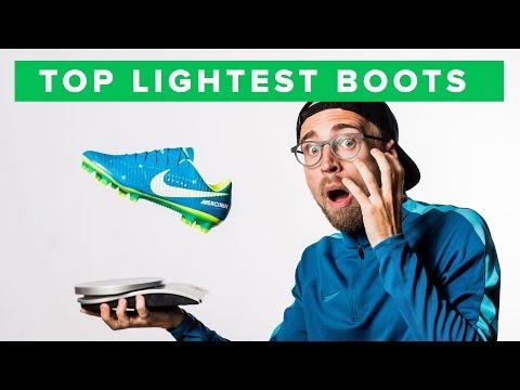 lightest football boots 2019
