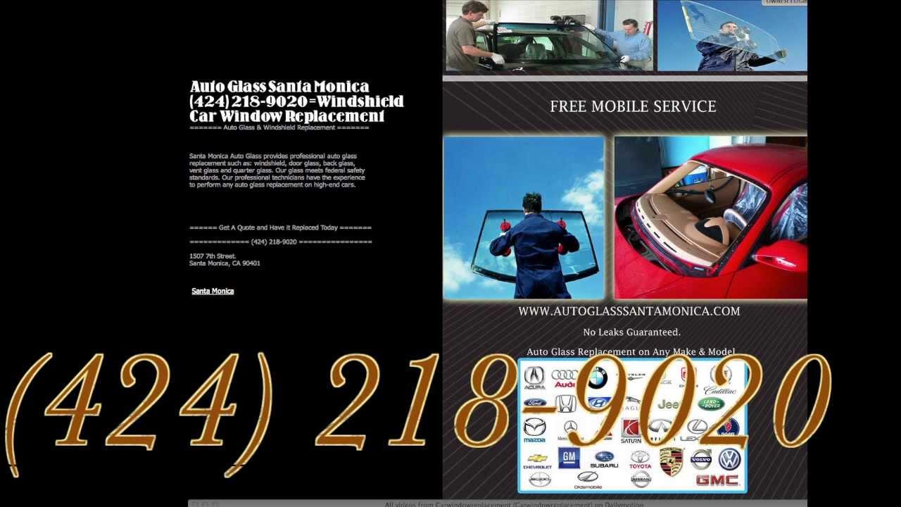 Windshield Repair in Beverly Hills CA - Auto Glass Repair in