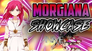 MORGIANA SHOWCASE AX2 - anime cross 2 - roblox