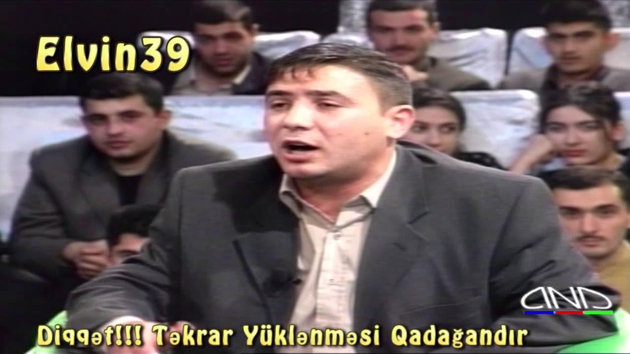 De Gelsin 2001 II - Etibar Musviqabad & Asif Merdekanli (10.11.2001) Orjinal Versiya 1/3 final HD