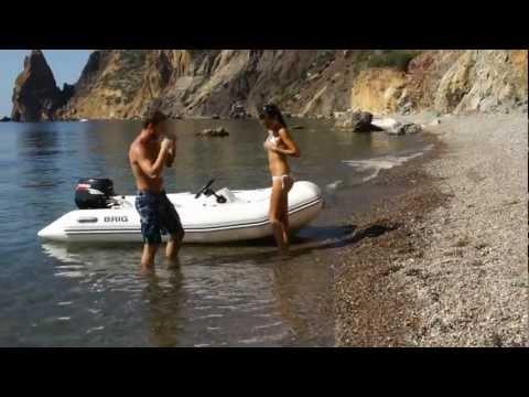 BRIG (inflatable boats) Falcon tender F330L
