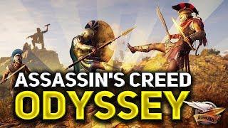 Стрим - Assassin's Creed Odyssey - Прохождение Часть 1