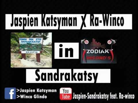 Jaspien feat Team RSRA Winco-----Sandrakatsy[official audio 2019 by zodiak record 's ]