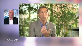 Philippe Croizon vu par Michel Cymes et Marina Carrère d'Encausse - Thé ou Café - 18/02/2017