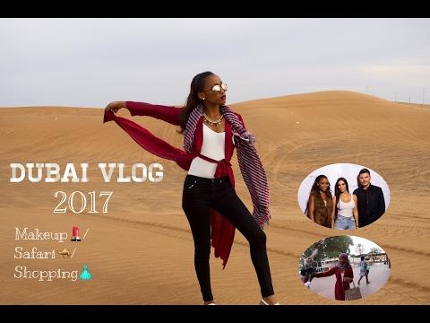 DUBAI VLOG 2017| CHERIE MALS