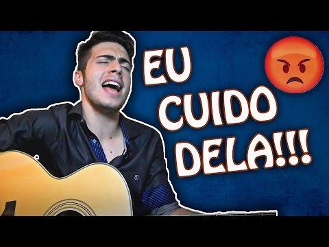 RESPOSTA DA MÚSICA CUIDA BEM DELA - Rafael Reis