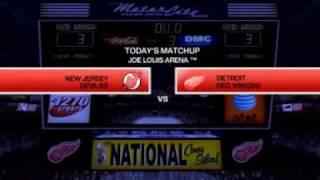NHL 09 versus pc mod