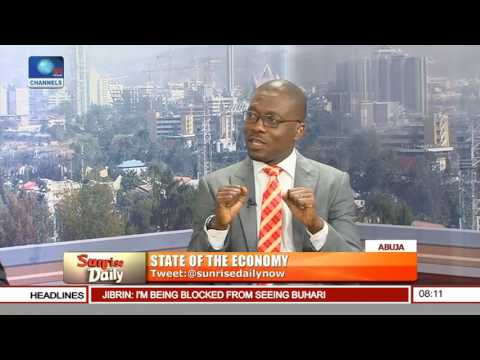 Sunrise Daily: Nigeria Is Definitely Going To Get Better-- Trade Minister Pt 3