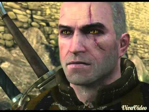 Witcher 3 Wild Hunt Geralt Of Rivia Tribute Youtube