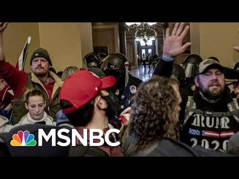 'Seditious Conspiracy' And The Capitol Hill Attackers | Morning Joe | MSNBC