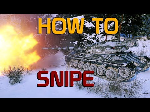 Mini Guide: How to be a Sniper Schnitzel