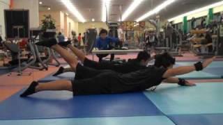 背筋のトレーニング オススメの方法