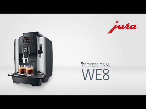 JURA | IMPRESSA WE8 | Kaffeevollautomat - fully automatic coffee machine