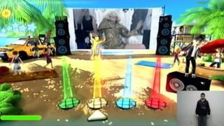 Dance Paradise (Pt-Br) - Xbox 360/Kinect - CJBr
