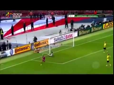 Borussia Dortmund vs Bayern Munich 2-0 DFB Pokal  2014 HD All Goals