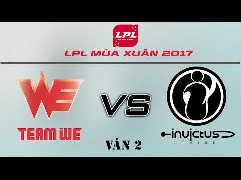 [04.03.2017] WE vs IG [LPL Xuân 2017][Ván 2]