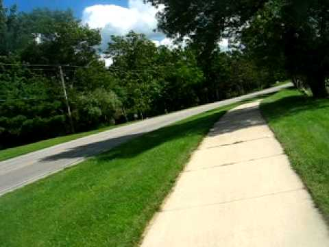 Iowa City to North Liberty Trail (Dubuque St Trail) Part 2