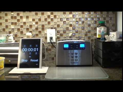Cuisinart 4 Slice Toaster Review Real Review, Timed