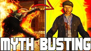 WHAT HAPPENS IF WEASEL LEAVES DURING BOSS BATTLE? | CALL OF DUTY ZOMBIES | MYTH BUSTING MONDAYS #126