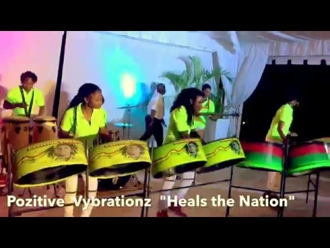 Pozitive Vybrationz Bob Marley Could You Be Loved (positive vibrations steel band)