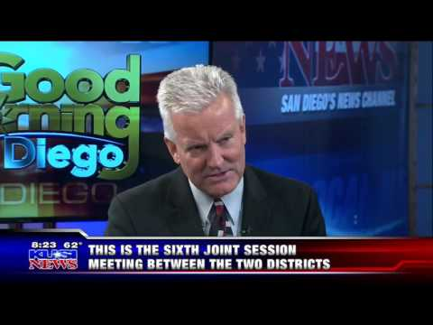 KUSI-SD: SDUSD to Hold Special Board Meeting with San Diego Community College District Today
