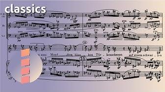 Arnold Schoenberg — Pierrot lunaire [w/ full score]
