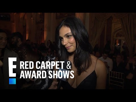 Morena Baccarin Dishes on Her Engagement to Ben McKenzie  E! Live from the Red Carpet