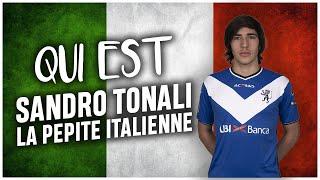 Qui est SANDRO TONALI le futur de la Série A et de la Squadra Azzura ? (The New Pirlo)