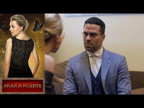 Johnny pierde el control sobre Lucía |Amar a Muerte |Televisa