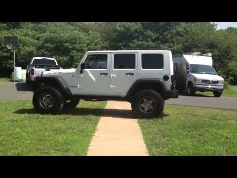 2008 Jeep Rubicon *AEV Lift*