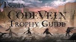Code Vein Trophy Guide