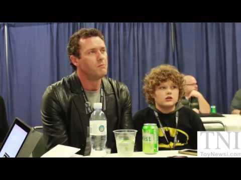 Son Of Batman Jason O'Mara Voice Of Batman WonderCon 2014