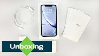 iPhone XR Unboxing - What
