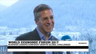 Davos 2017: Business leaders confident despite 2016 turmoil