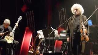 Angelo Branduardi IL SIGNORE DI BAUX LIVE - Abbiate Guazzone - Tradate 30/10/2012