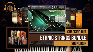 Checking Out: Ethnic Strings Bundle by Soundiron (currently 81% OFF)