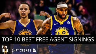 Top 10 Best NBA Free Agent Signings This Offseason