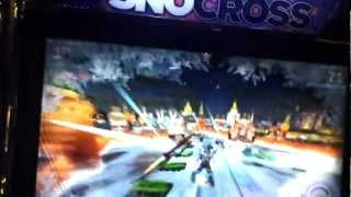 Winter X-Games SnoCross - Moscow