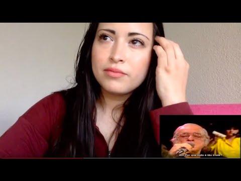 Song REACTION! Tom Jobim: Garota de Ipanema