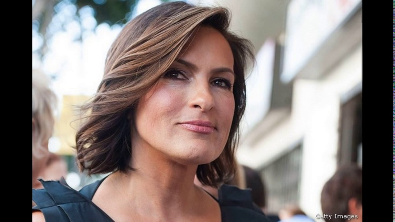 Mariska Hargitay Short Bob Haircut Youtube