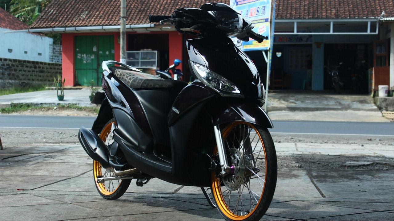 "mio j 115 i thailook thailand look ""dro"" evolutions 17 adro #2"