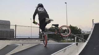 BMX Free Style Rider RHYME (gopro hero5)