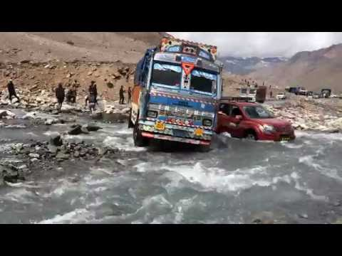 Leh Ladakh Road