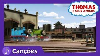 Cante com Thomas e Seus Amigos: As Locomotivas Chegando