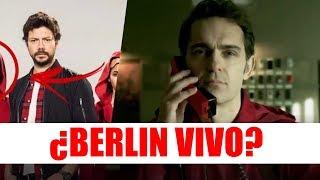 BERLIN ESTÁ VIVO | LA CASA DE PAPEL - TEMPORADA 3