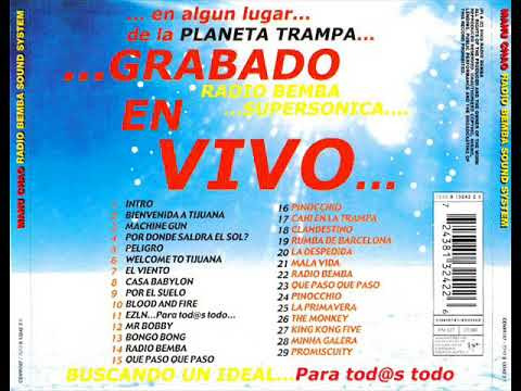 Manu Chao-Radio Bemba Sound System FULL ALBUM
