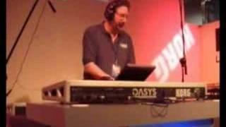 KORG OASYS Showcase @ 2008 Muzik Messe Part 1 of 2