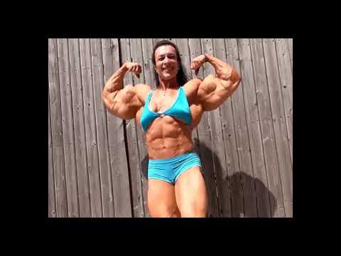 Bodybuilding motivation! Female Bodybuilding! Muscular women! Strong women