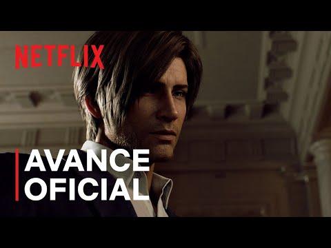 Resident Evil: La tiniebla infinita | Tráiler de personaje | Netflix