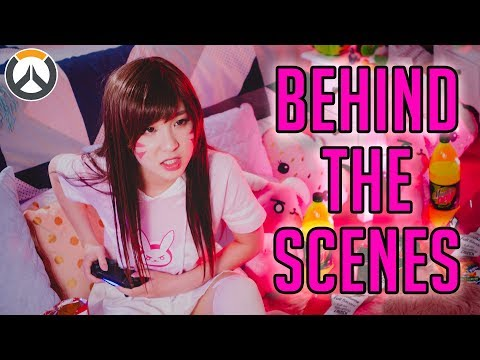 Overwatch - Top 500 D.Va Throws the Game [Behind the Scenes]